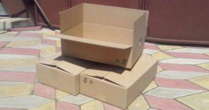 картонный короб
