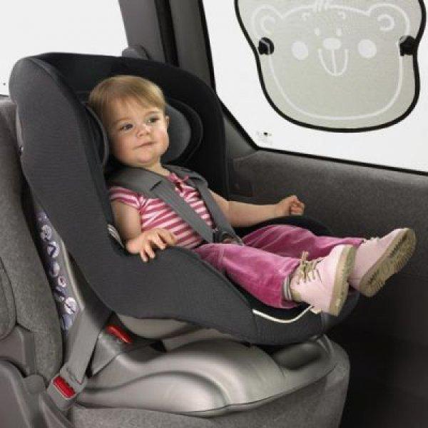 Какой штраф за перевозку детей без автокресла