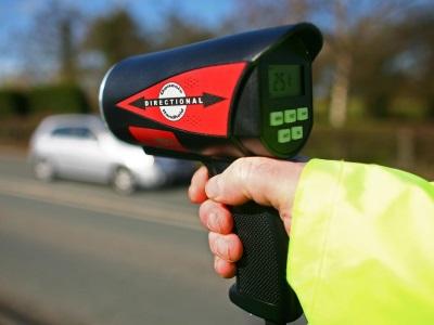 Что делать, если Вы превысили установленный скоростной режим