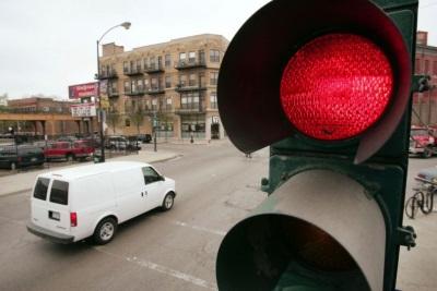 Что делать если Вы проехали на запрещающий сигнал светофора