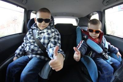 Что делать, если Вас привлекают к ответственности за перевозку ребенка без автокресла